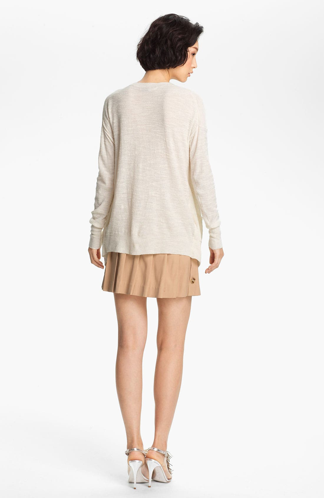 Alternate Image 4  - Tracy Reese Double Placket Cardigan