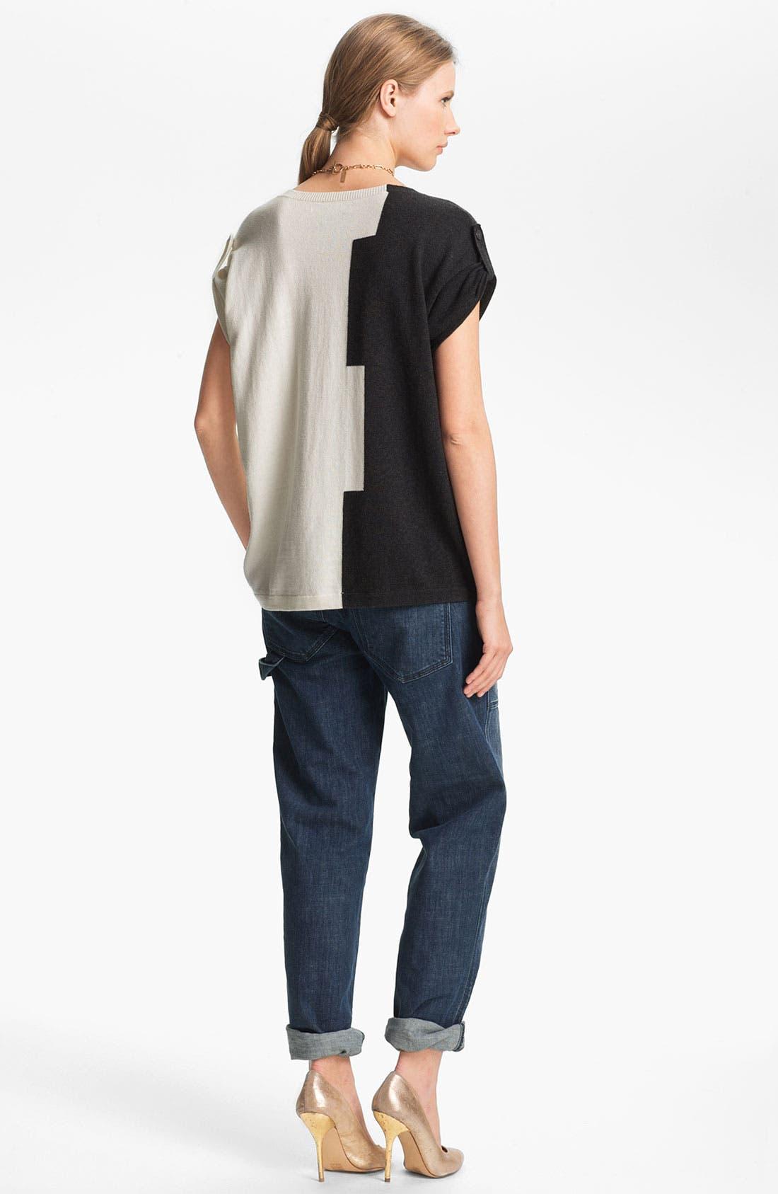 Alternate Image 4  - Kelly Wearstler Abstract Sweater