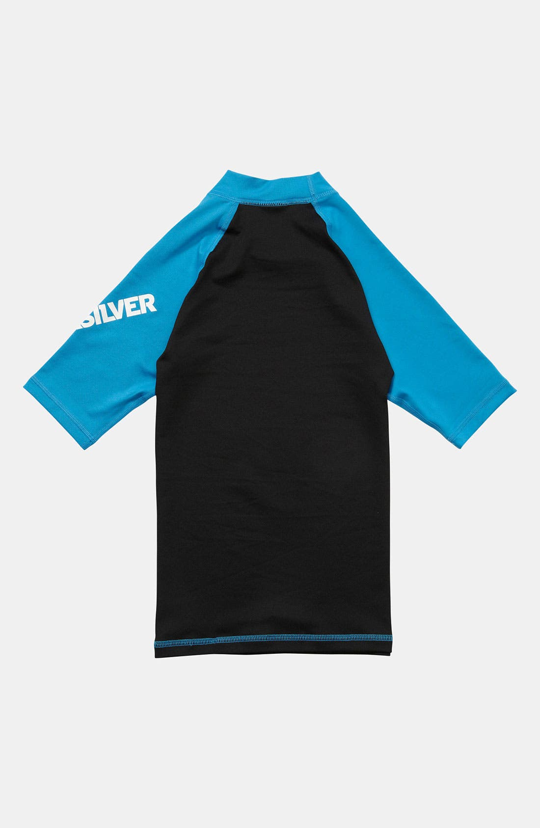 Alternate Image 2  - Quiksilver 'All Time' Sun Protection Rashguard (Big Boys)