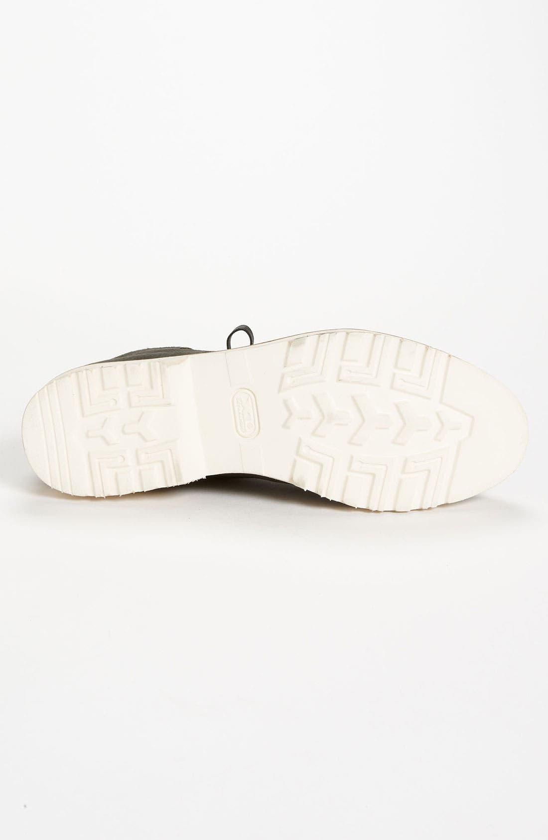 Alternate Image 4  - McQ by Alexander McQueen 'Derby' Plain Toe Boot