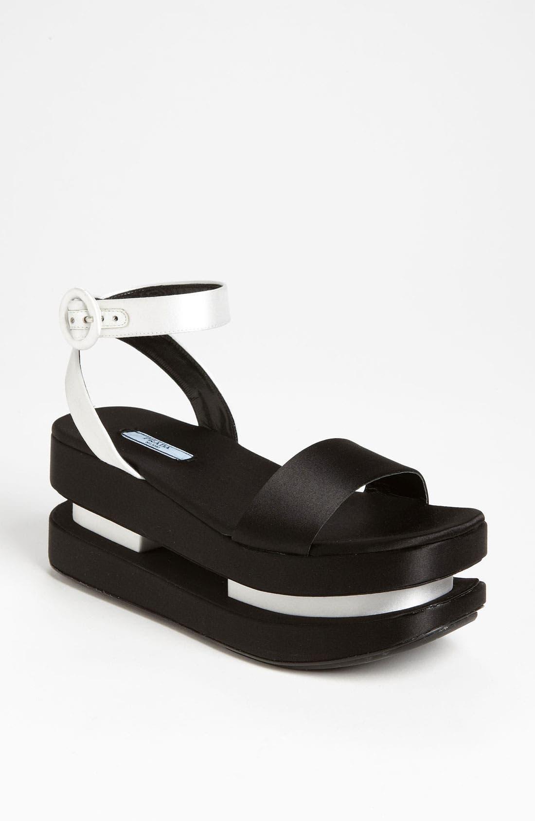 Main Image - Prada Platform Sandal
