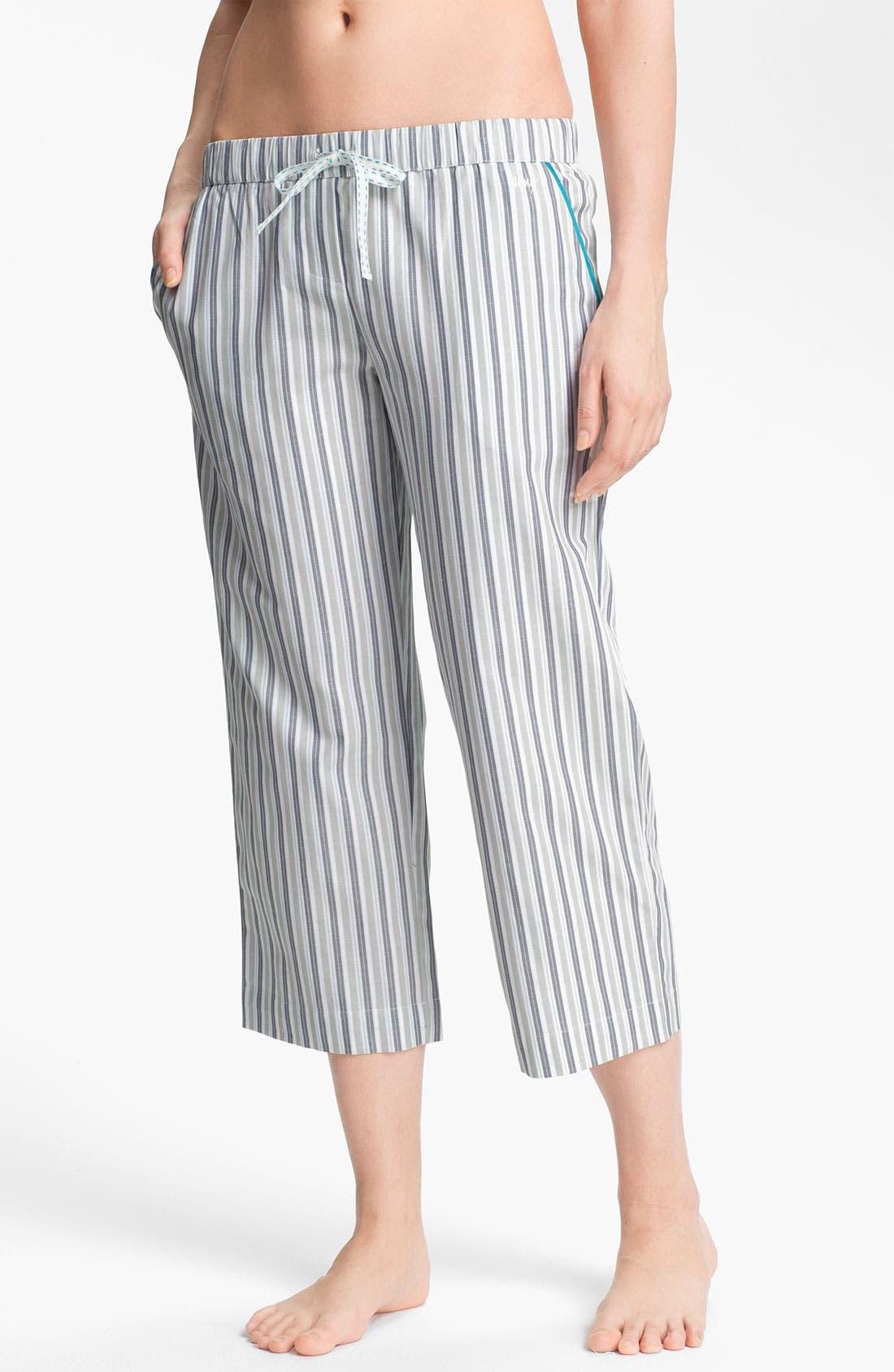 Main Image - DKNY 'Sugar Rush' Capri Pants