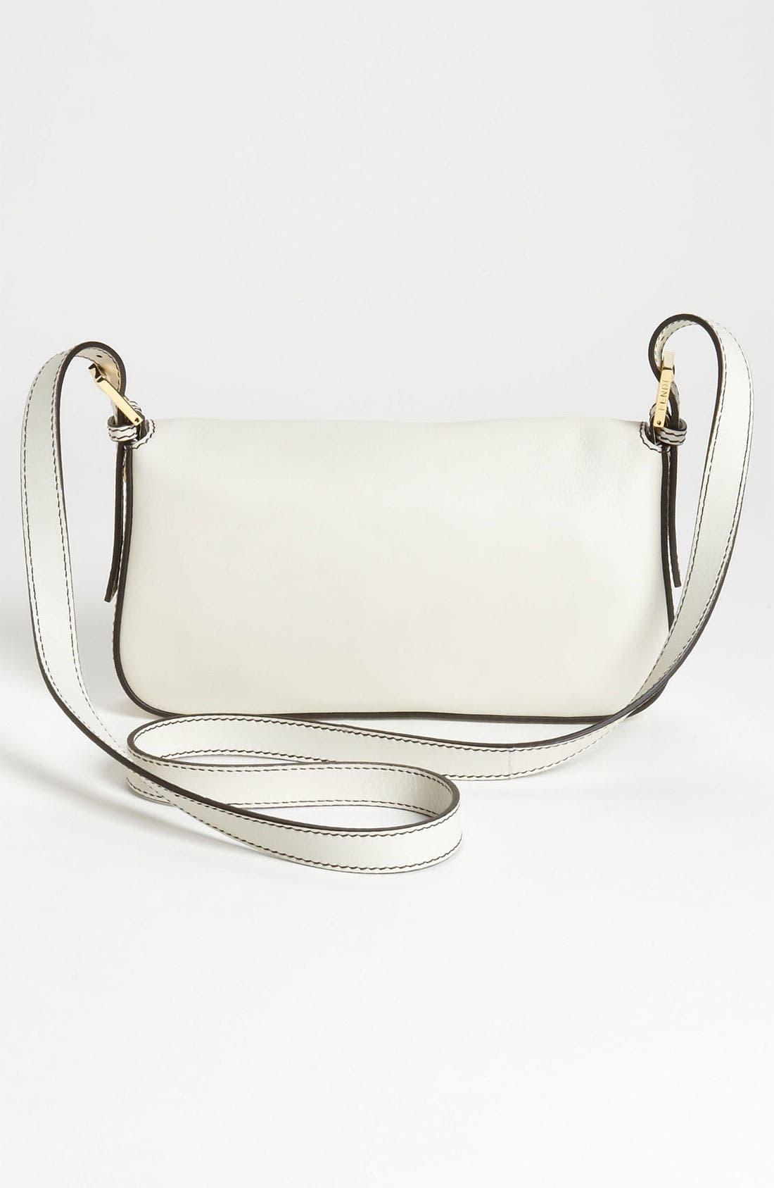 Alternate Image 4  - Fendi Leather Baguette