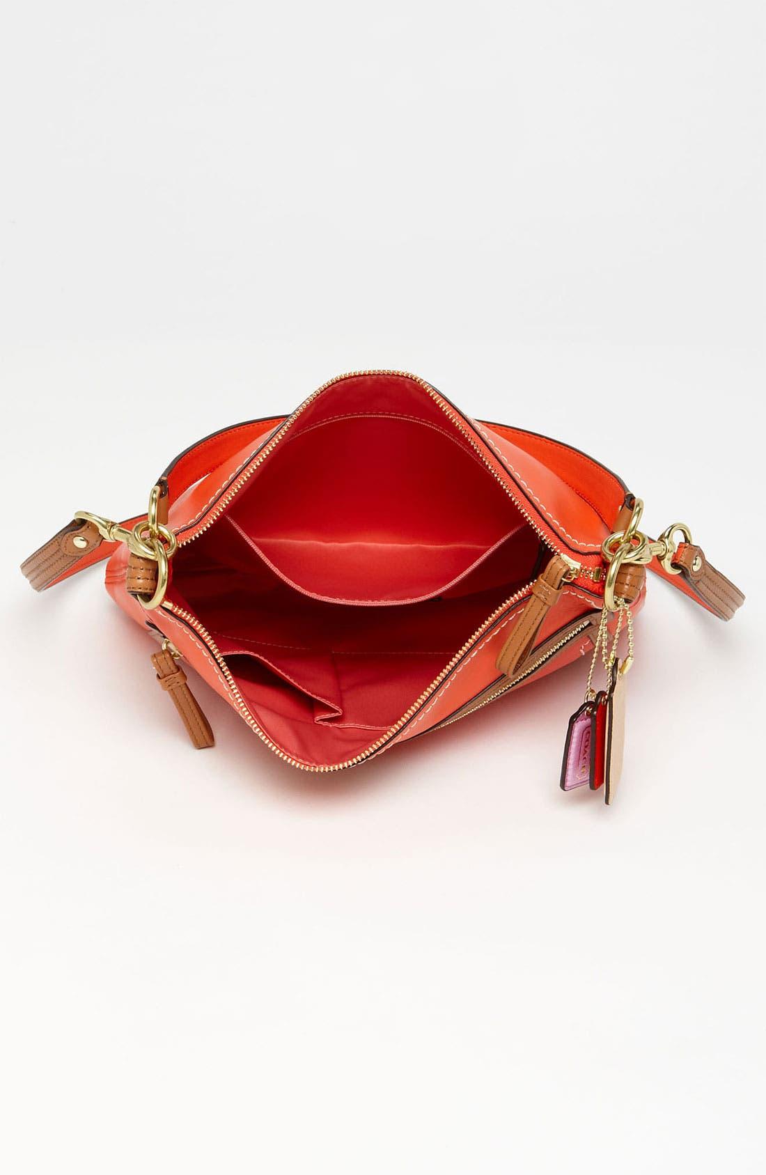 Alternate Image 3  - COACH 'Poppy Colorblock' Shoulder Bag
