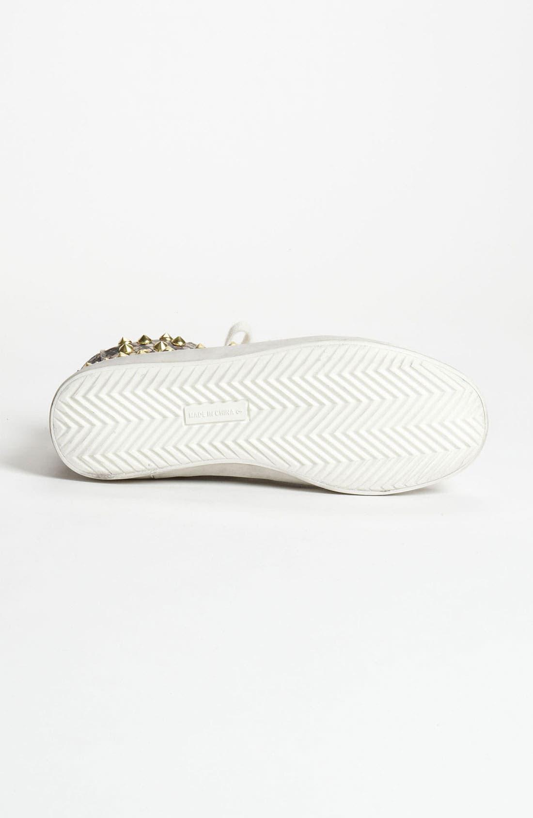 Alternate Image 4  - Steve Madden 'Twynkle' Studded Sneaker
