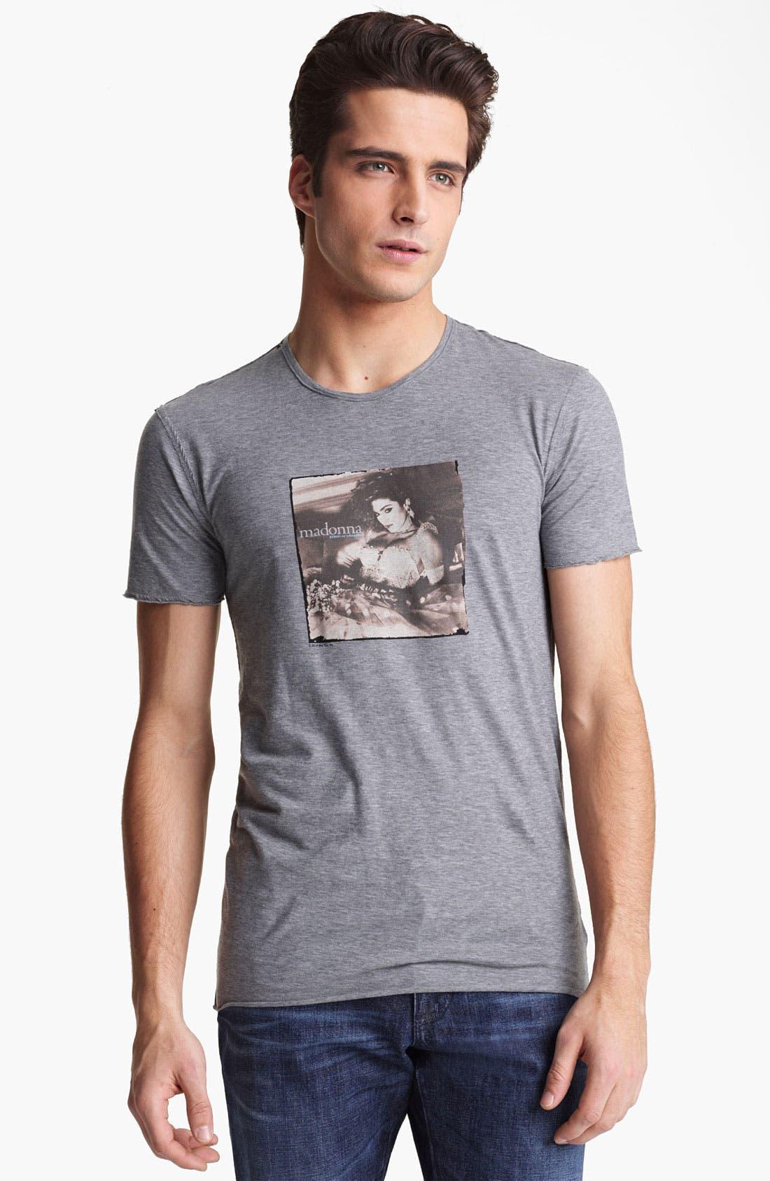 Alternate Image 1 Selected - Dolce&Gabbana 'Madonna - Like a Virgin' Graphic T-Shirt