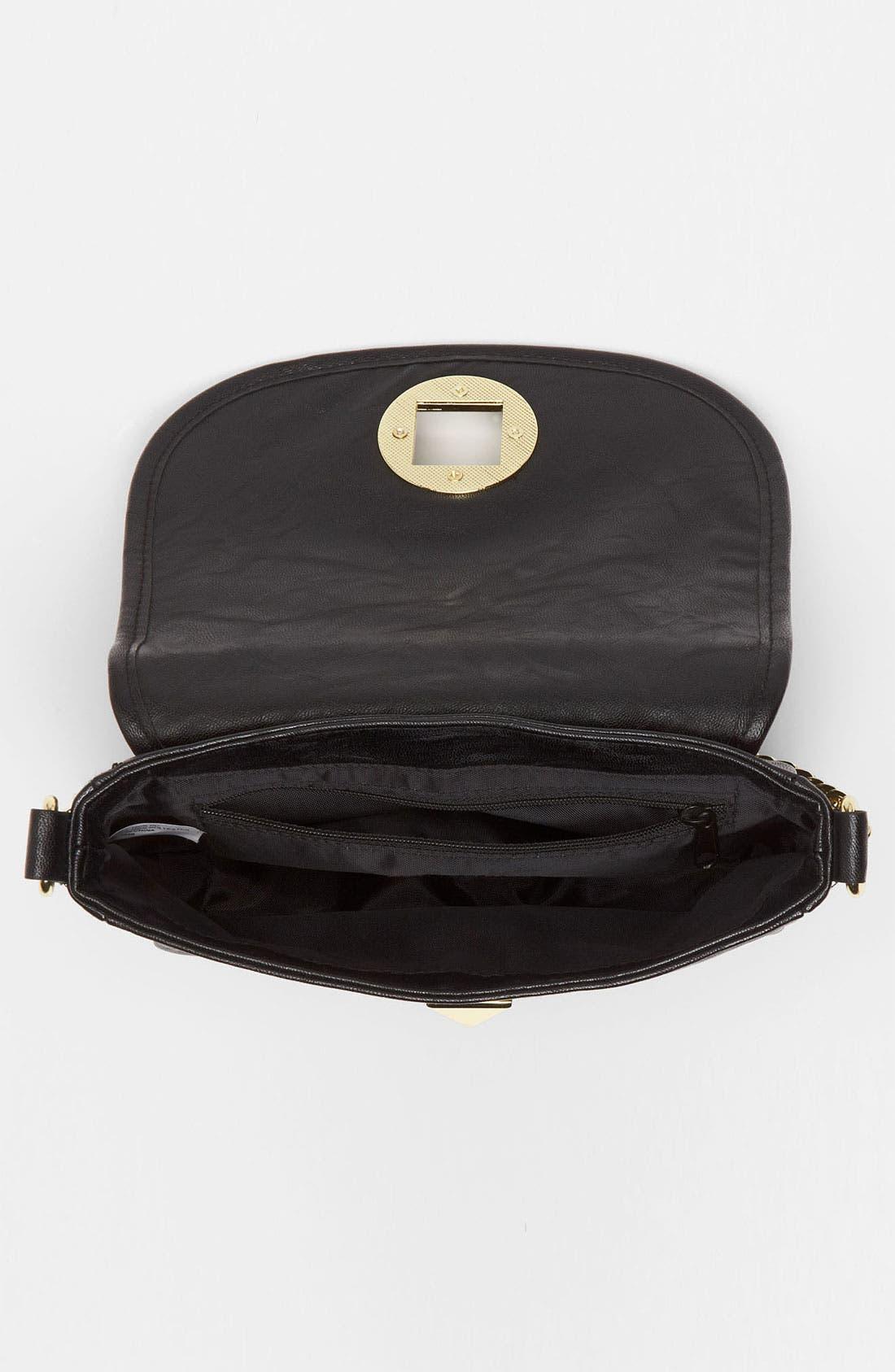 Alternate Image 3  - Lulu Studded Crossbody Bag
