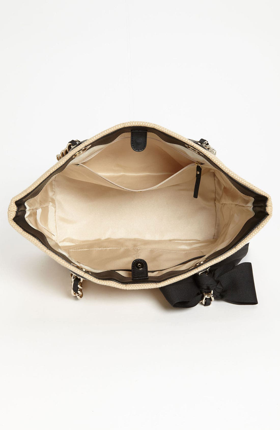 Alternate Image 3  - kate spade new york 'signature spade - small coal' shoulder bag