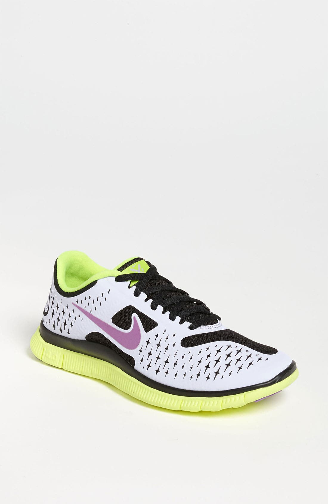 Alternate Image 1 Selected - Nike 'Free 4.0 V2' Running Shoe (Women)