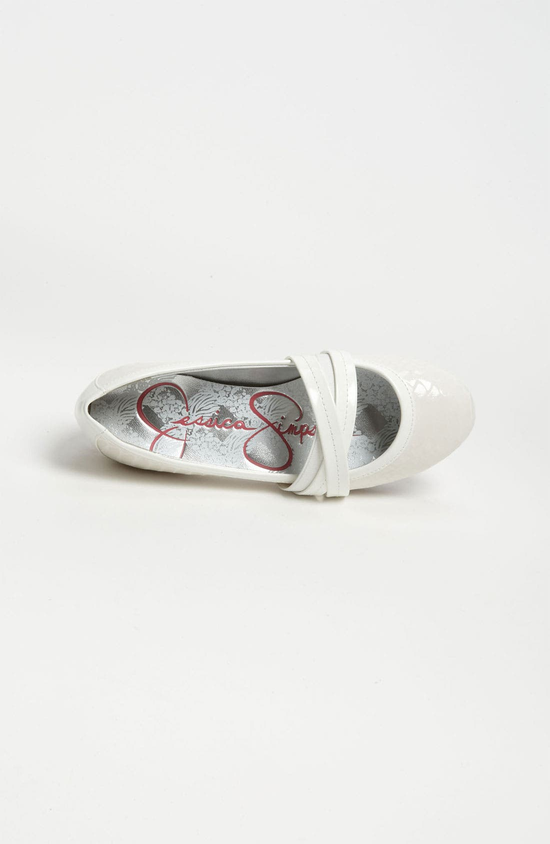 Alternate Image 3  - Jessica Simpson 'Mandi' Flat (Toddler, Little Kid & Big Kid)