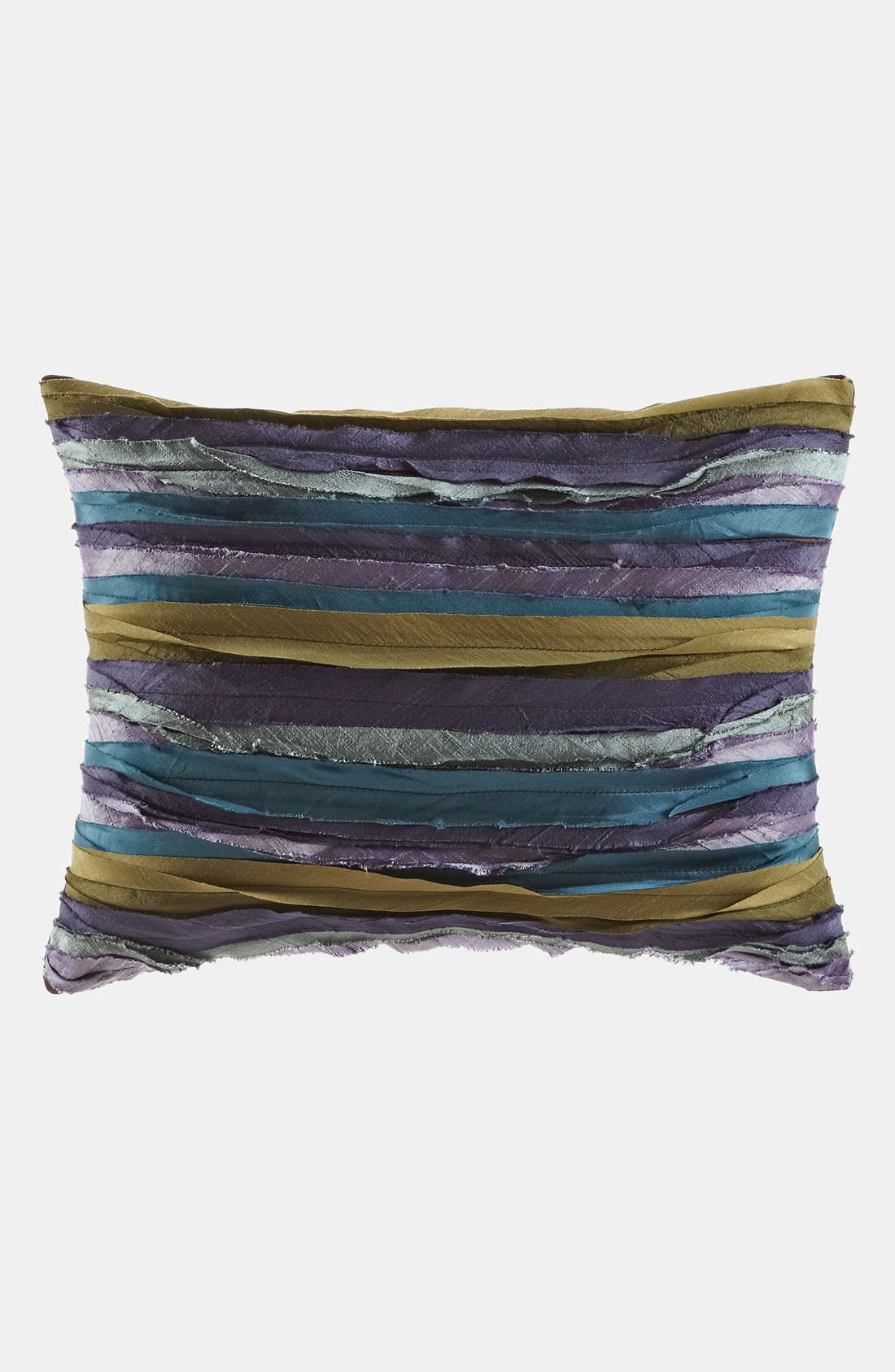Alternate Image 1 Selected - Tracy Porter® For Poetic Wanderlust® Pleated Faux Silk Pillow