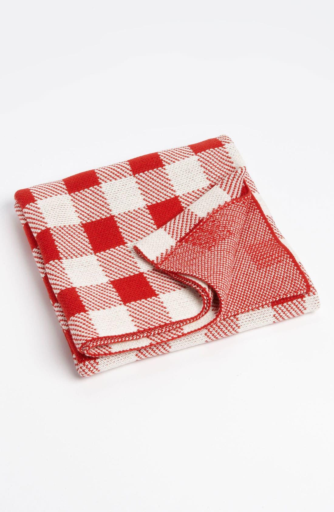 Alternate Image 1 Selected - Nordstrom Baby Gingham Blanket