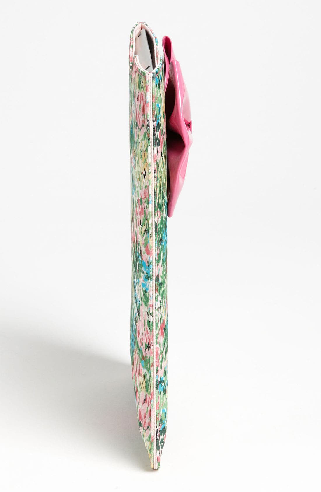 Alternate Image 2  - RED Valentino 'Bow - Meadow' Print iPad Case