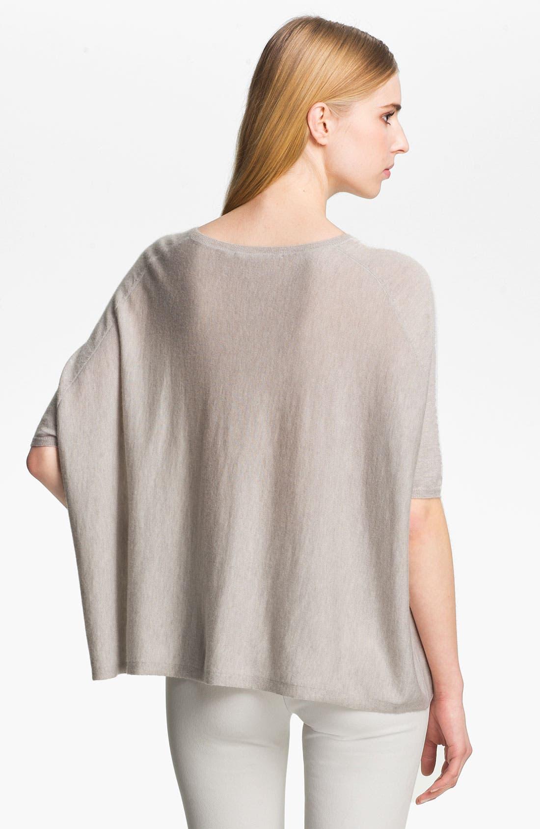 Alternate Image 3  - J Brand Ready-to-Wear 'Ingrid' Cashmere Pullover