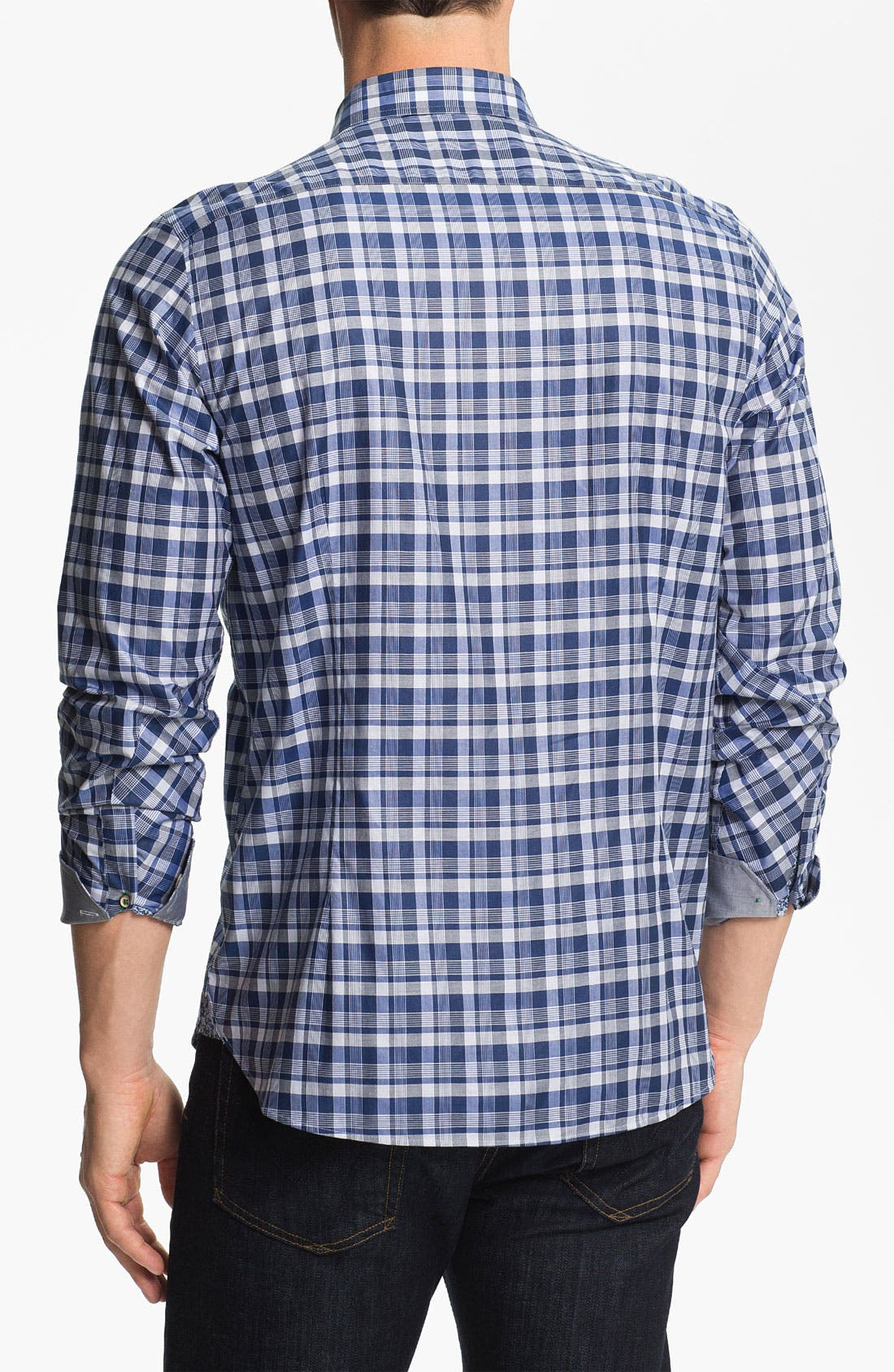 Alternate Image 2  - Ted Baker London 'Statad' Sport Shirt