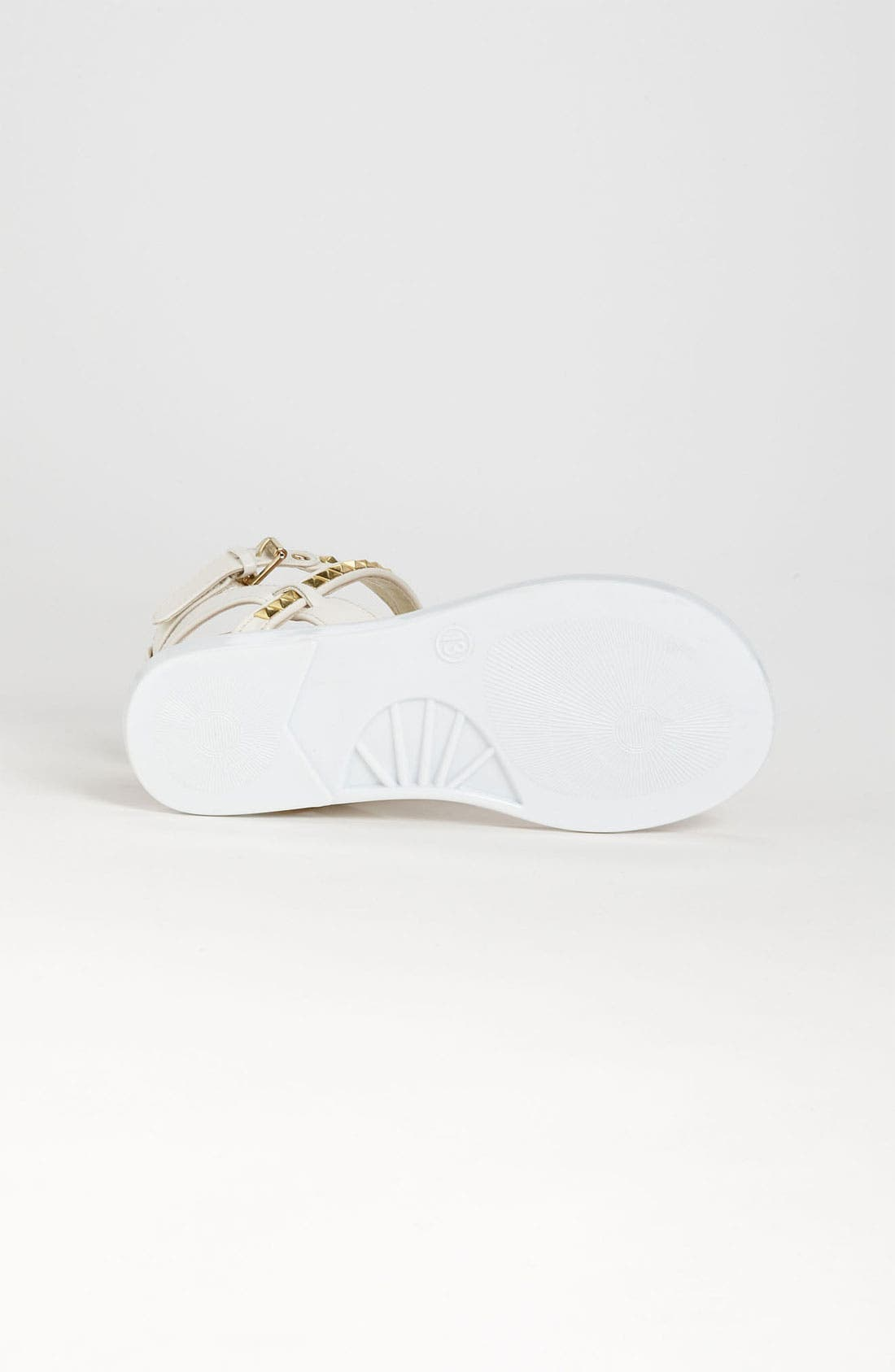 Alternate Image 4  - KORS Michael Kors 'Button' Sandal (Little Kid & Big Kid)