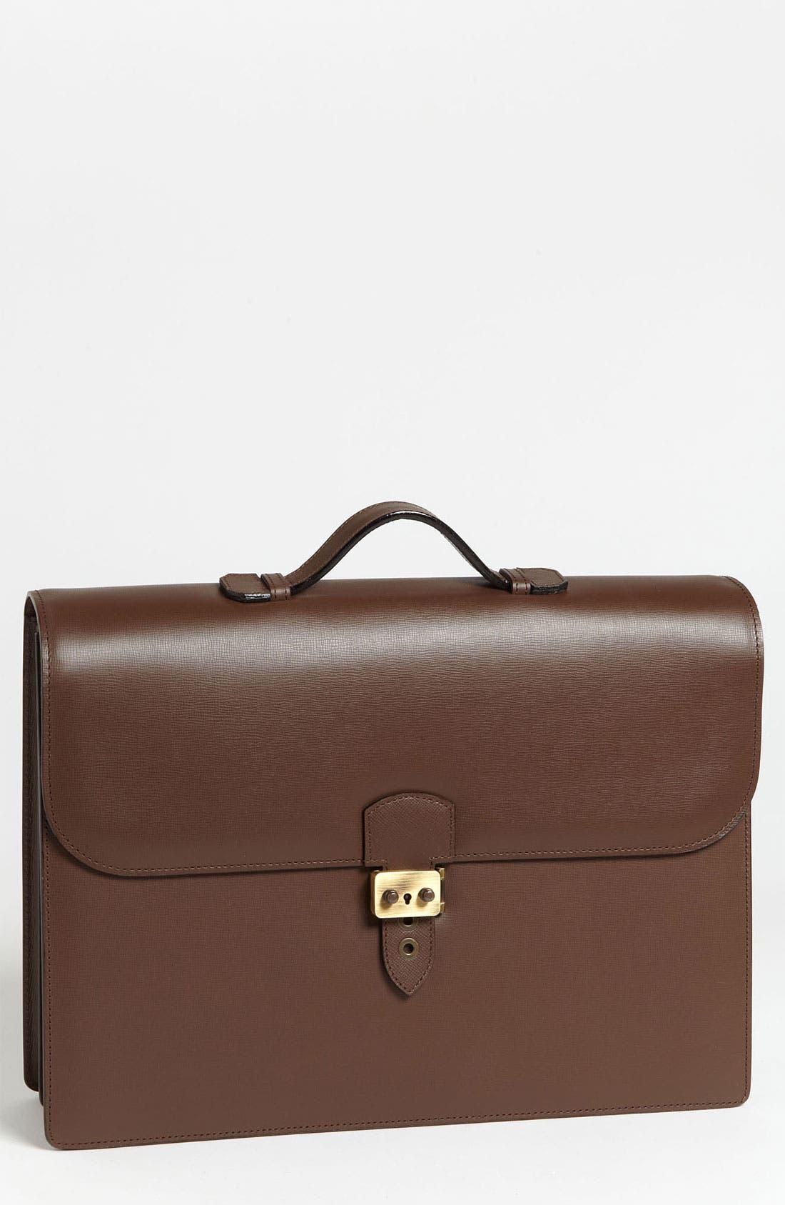 Alternate Image 1 Selected - Bruno Magli 'Androya' Briefcase