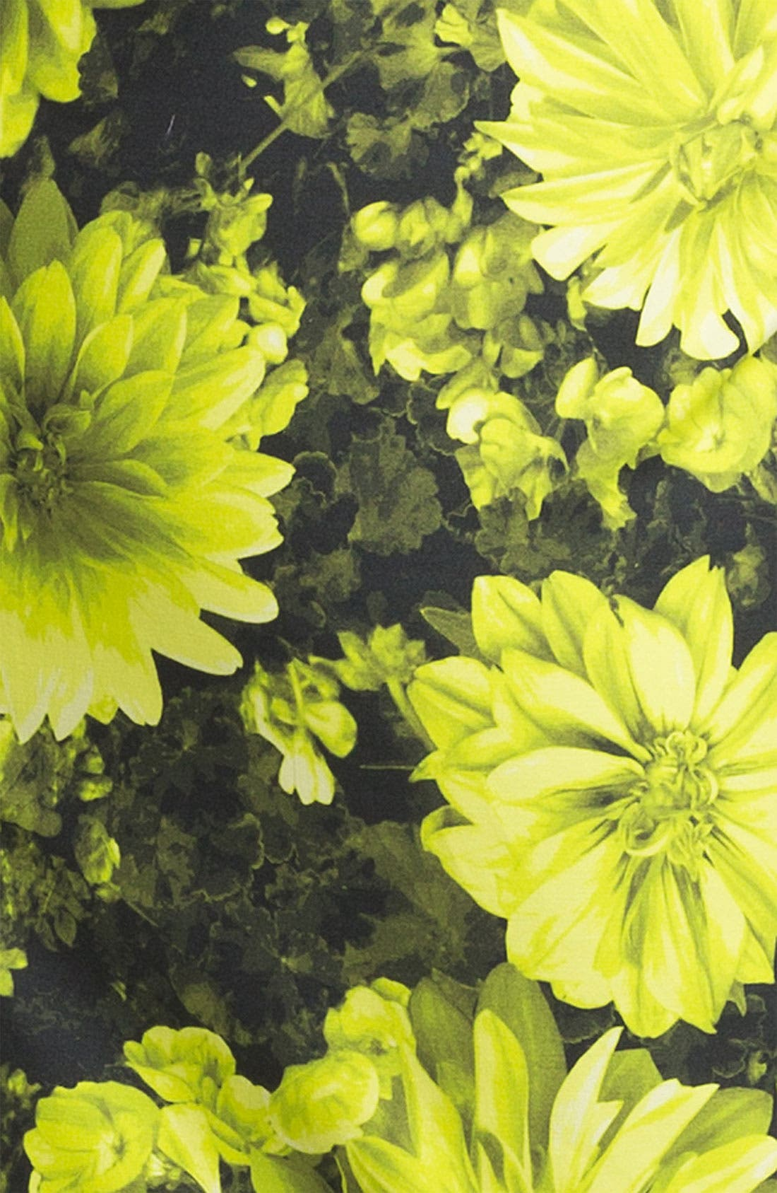 Alternate Image 3  - MICHAEL Michael Kors Floral Pencil Skirt