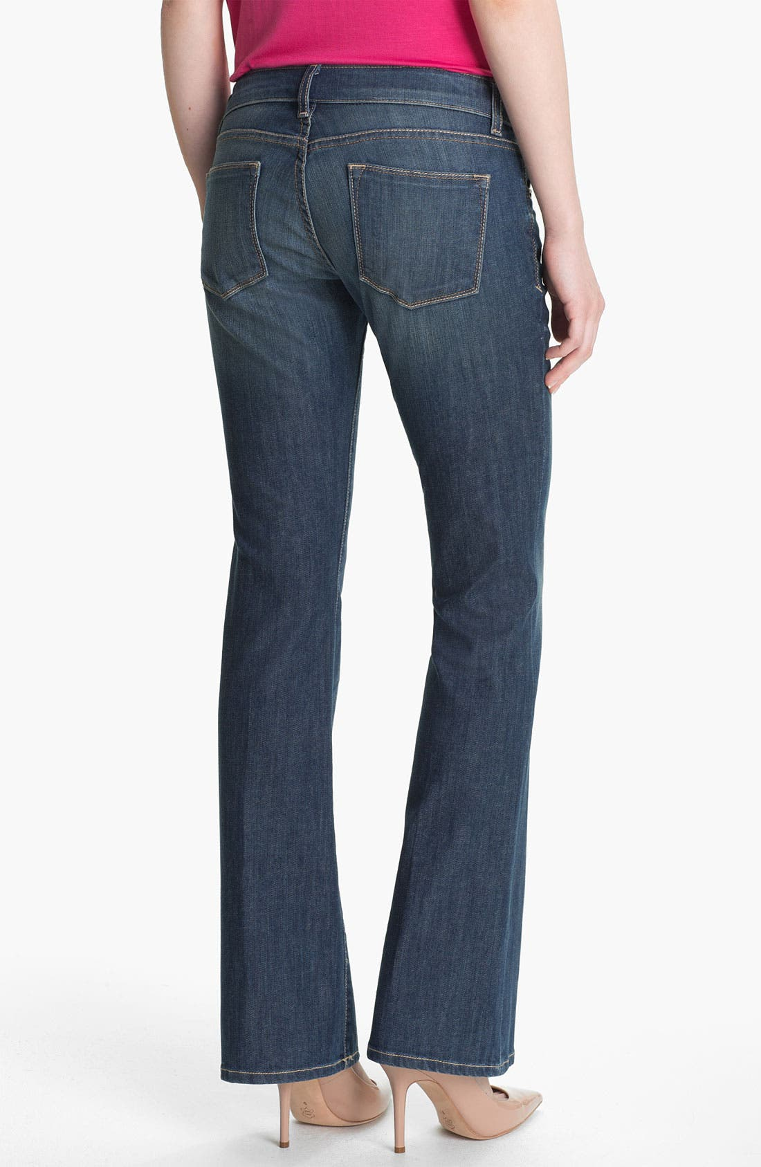 Alternate Image 2  - KUT from the Kloth Baby Bootcut Jeans (Exceptional)