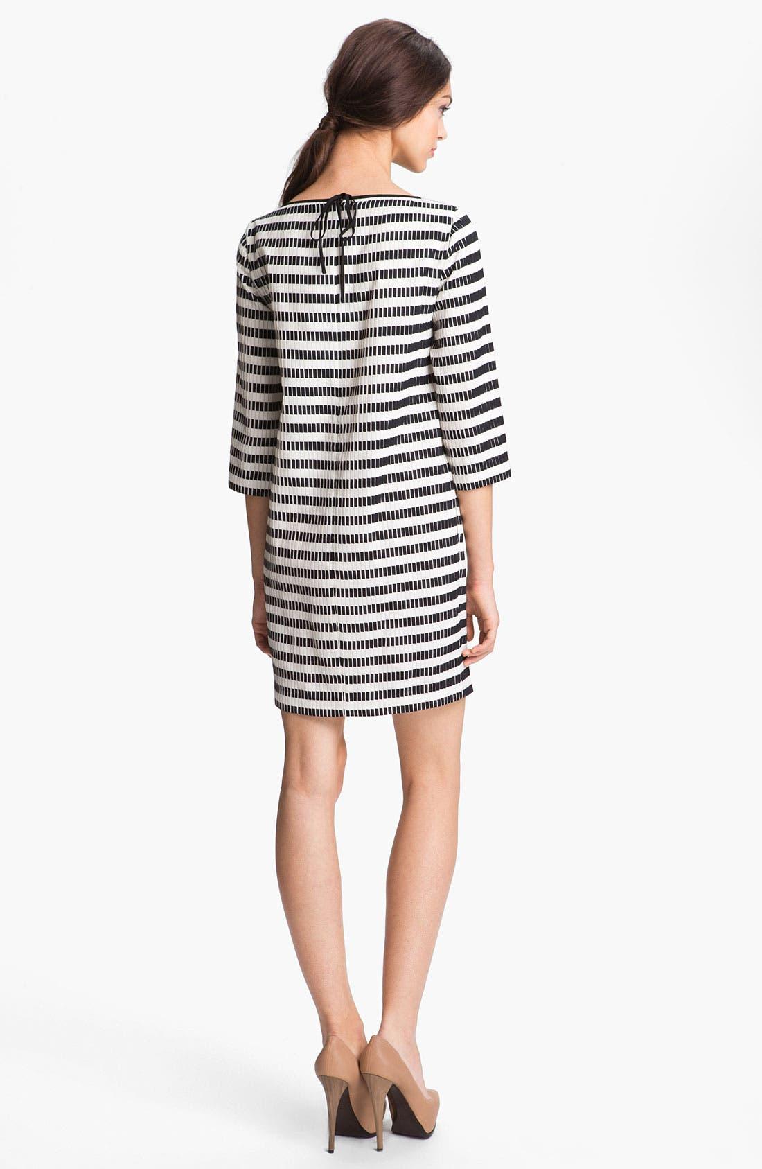 Alternate Image 2  - MSGM Stripe Sheath Dress