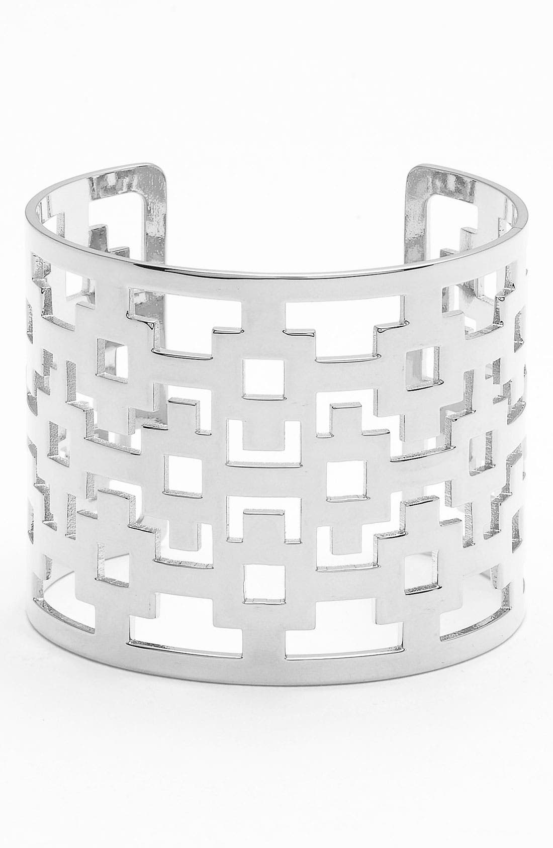 Alternate Image 1 Selected - Tory Burch 'Carson' Cuff