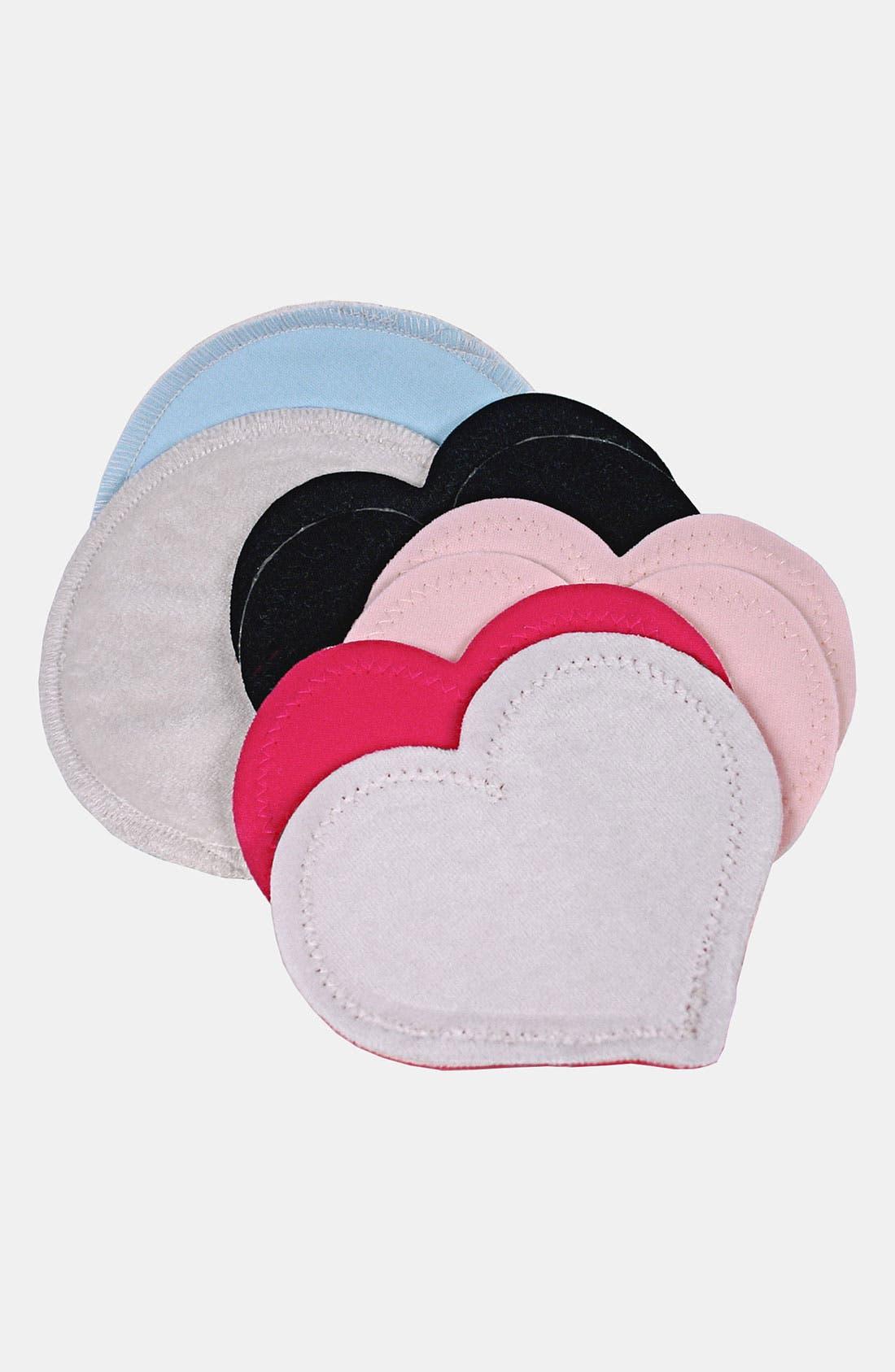 Alternate Image 3  - Bamboobies® 'Multi-Pak' Regular & Overnight Nursing Pads (4 Pairs)