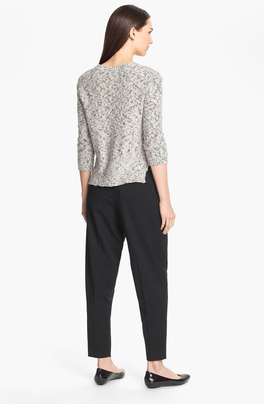 Alternate Image 5  - Theory 'Kina' Wool Trousers