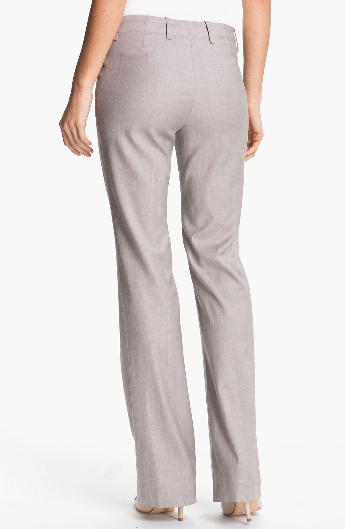 Alternate Image 2  - BOSS Black 'Tulia4' Stretch Trousers