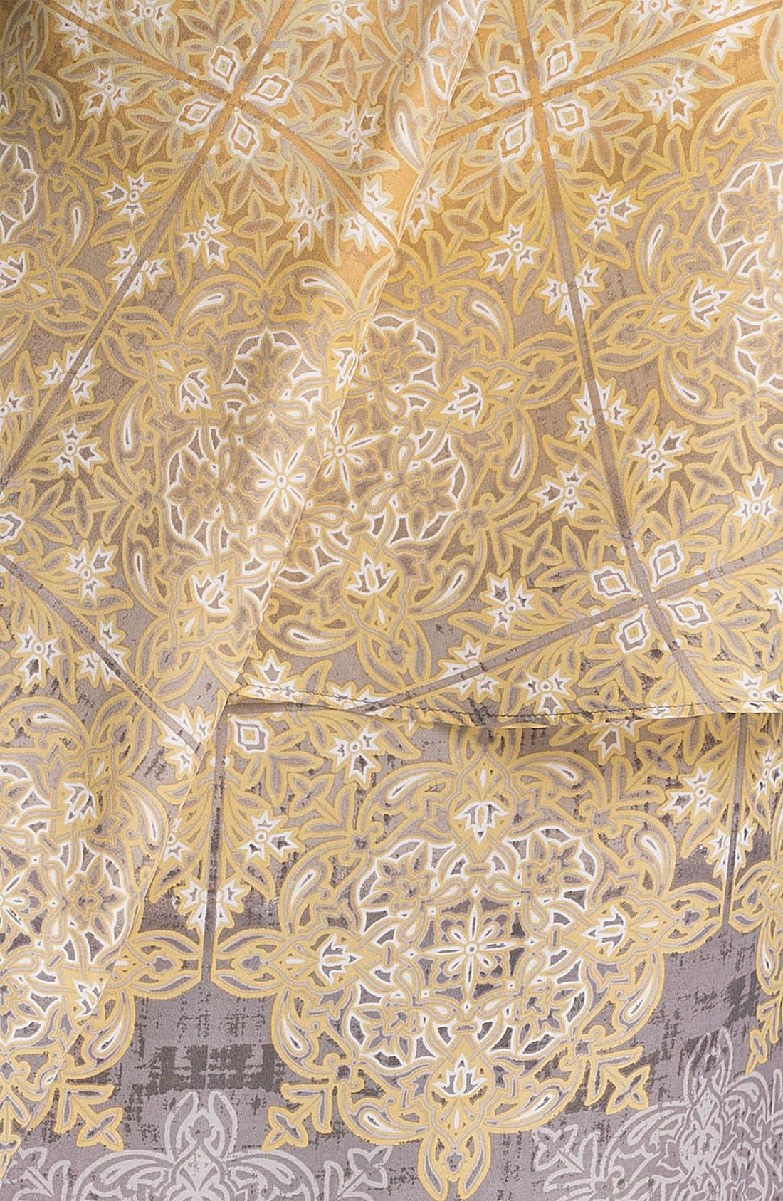 Alternate Image 3  - Nic + Zoe 'Filigree' Print Skirt