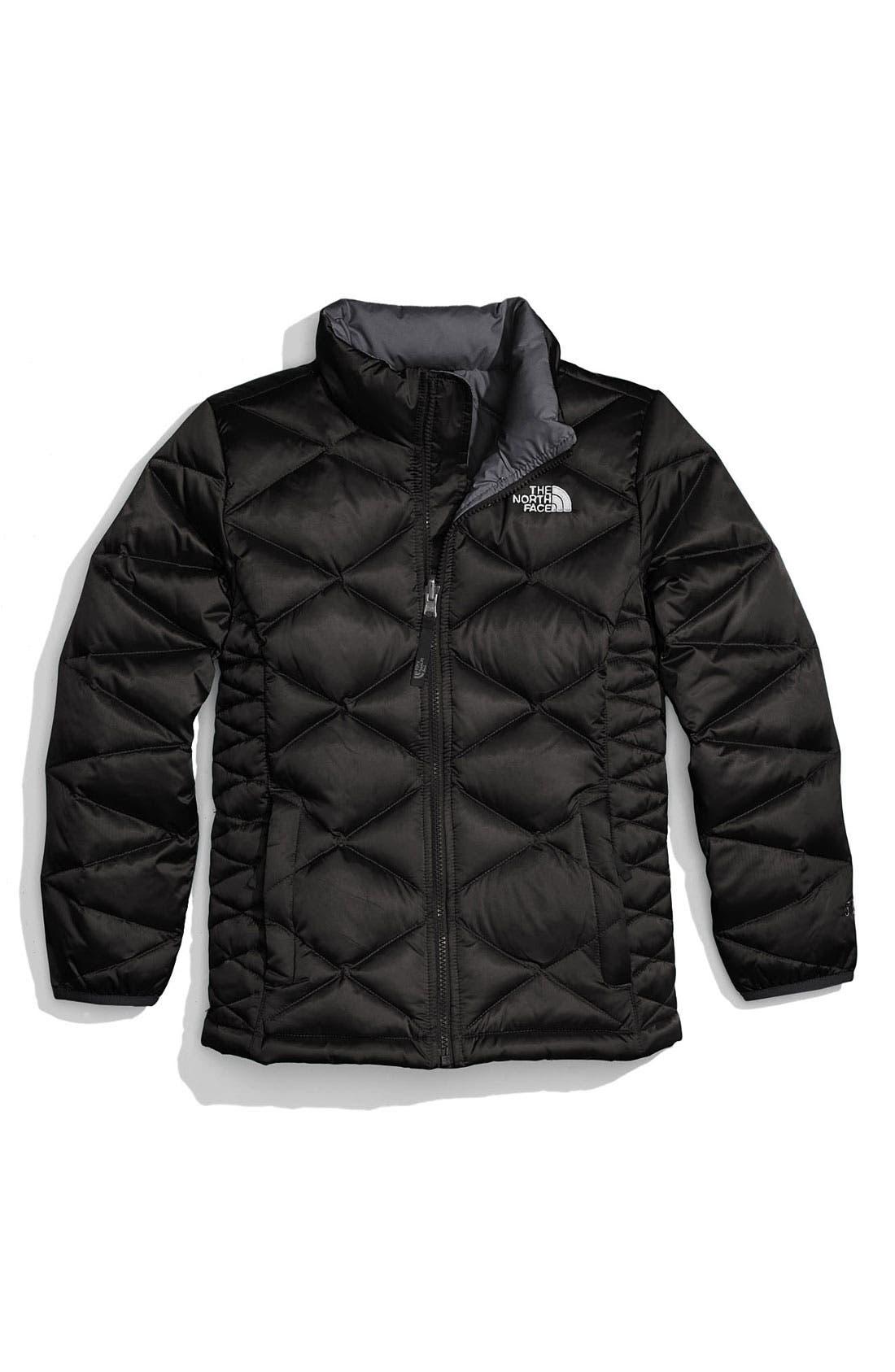 Main Image - The North Face 'Aconcagua' Jacket (Big Girls)