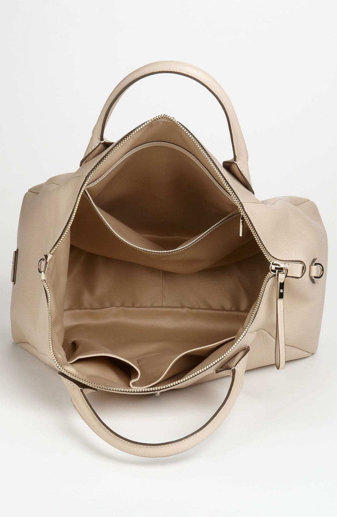 Alternate Image 3  - Tod's 'New D-Styling' Leather Shopper