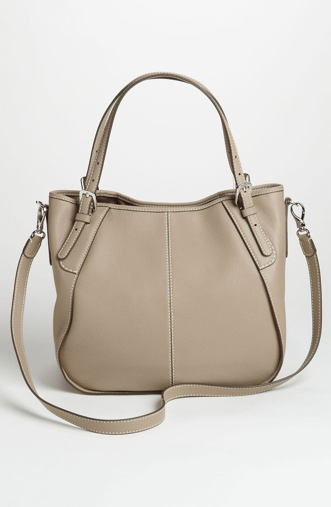Alternate Image 4  - Tod's 'New G - Small' Leather Shoulder Bag