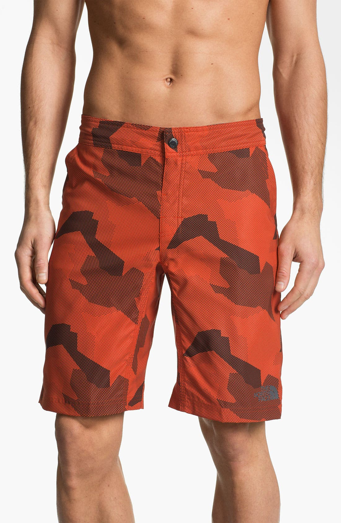 Alternate Image 1 Selected - The North Face 'Pacific Creek' Board Shorts