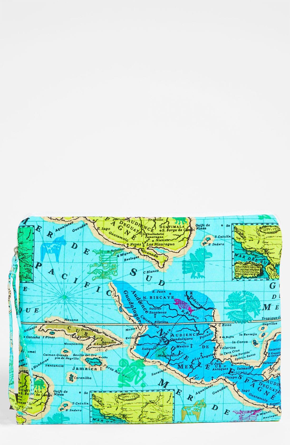 Main Image - Echo 'Map of Mexico' Tech Case