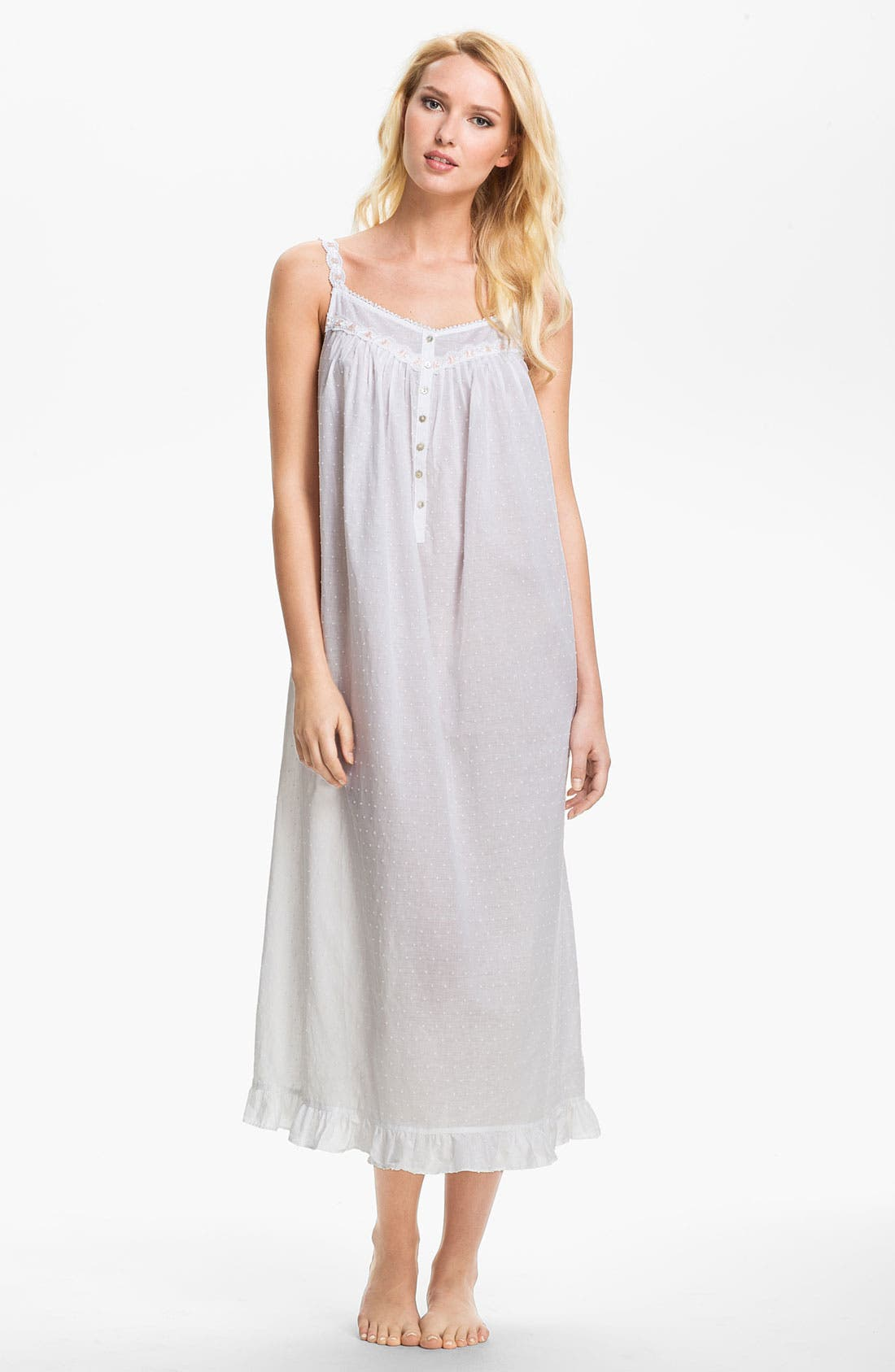 Alternate Image 1 Selected - Eileen West 'Simply Sublime' Nightgown