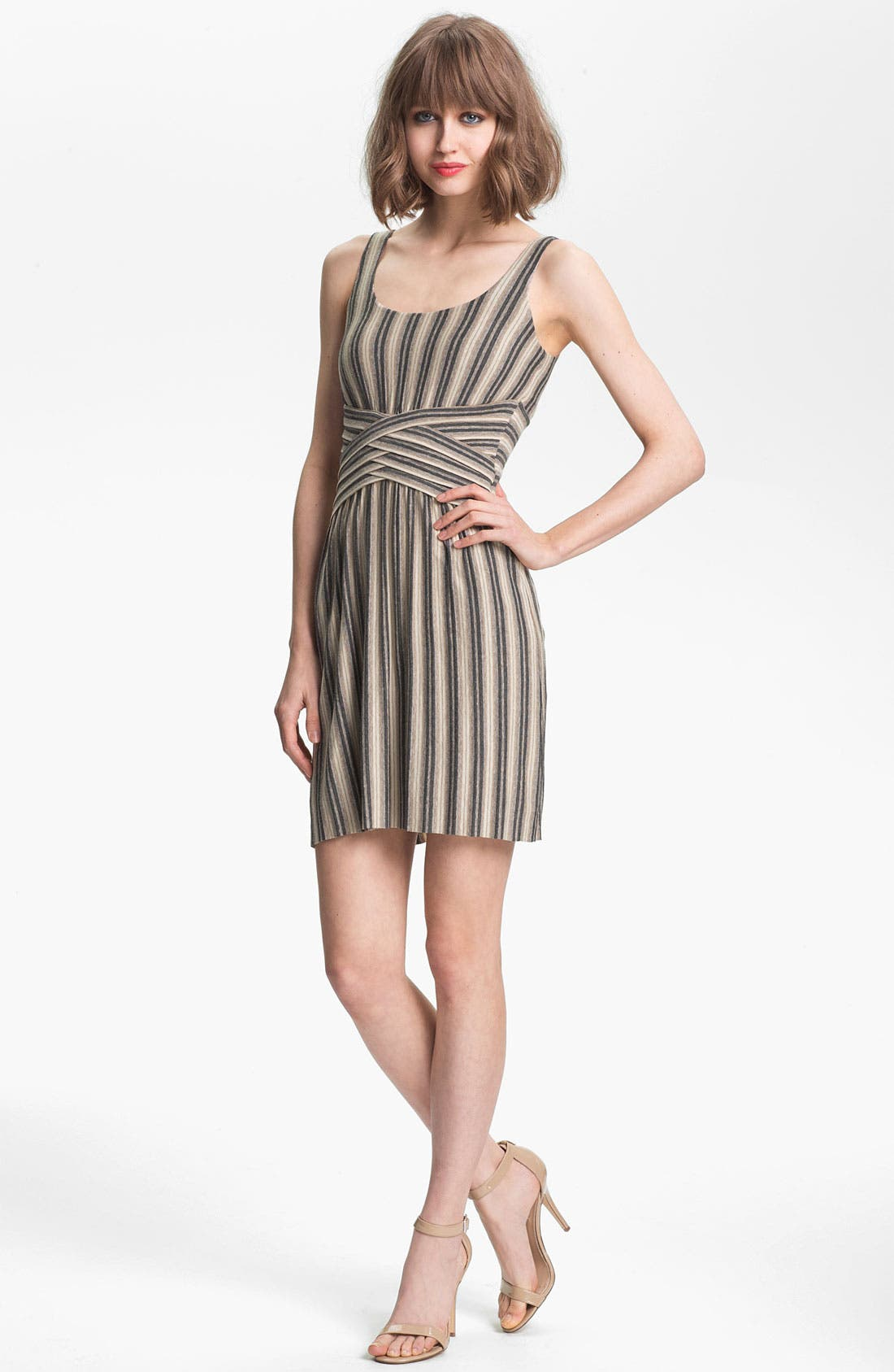 Main Image - Bailey 44 'Alamadovar' Stripe Tank Dress