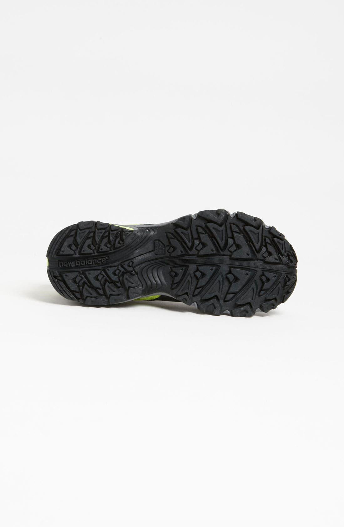 Alternate Image 4  - New Balance 'Takedown 610' Trail Running Shoe (Toddler, Little Kid & Big Kid)