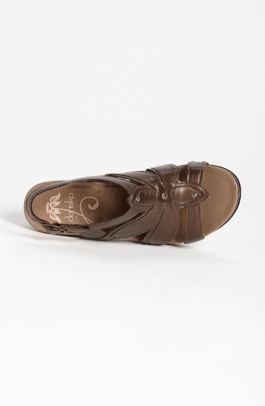 Alternate Image 3  - Dansko 'Nina' Sandal