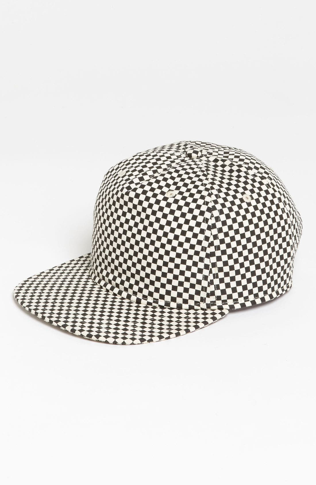 Alternate Image 1 Selected - Vans 'Checkerboard' Cap