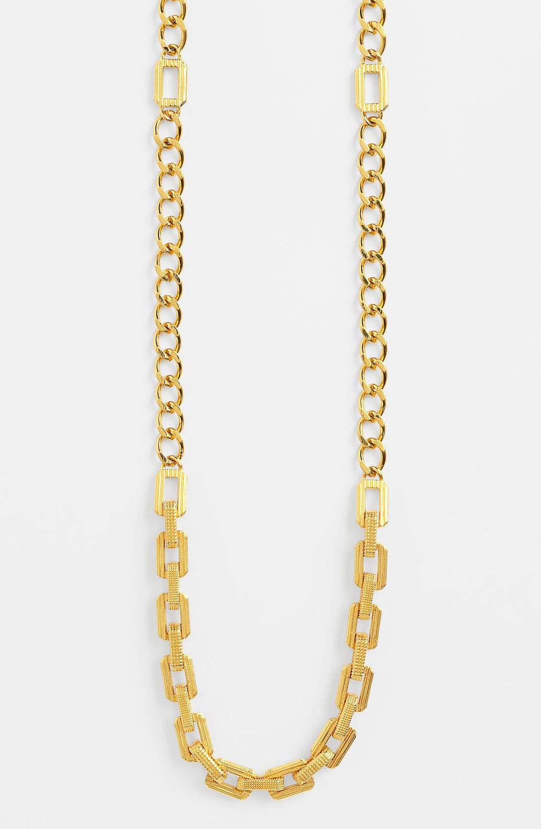 Alternate Image 2  - Eddie Borgo 'Supra Link' Necklace