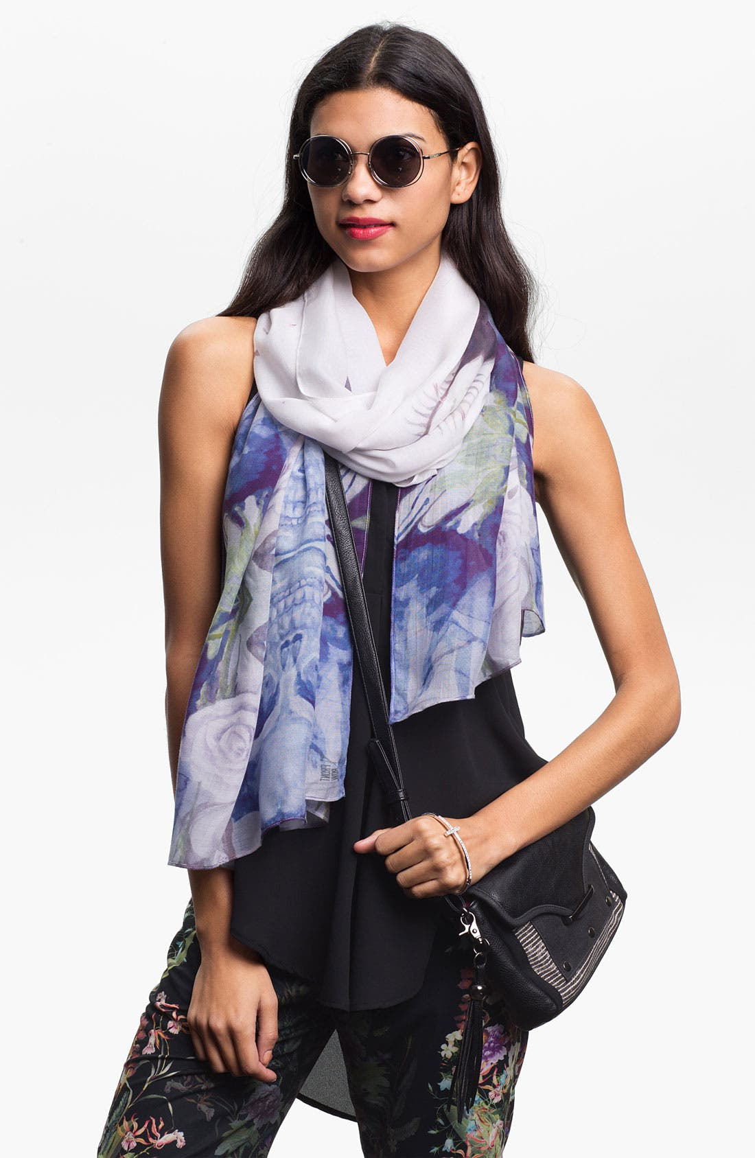Alternate Image 3  - Front Row Society 'Syncretic Cycle' Scarf