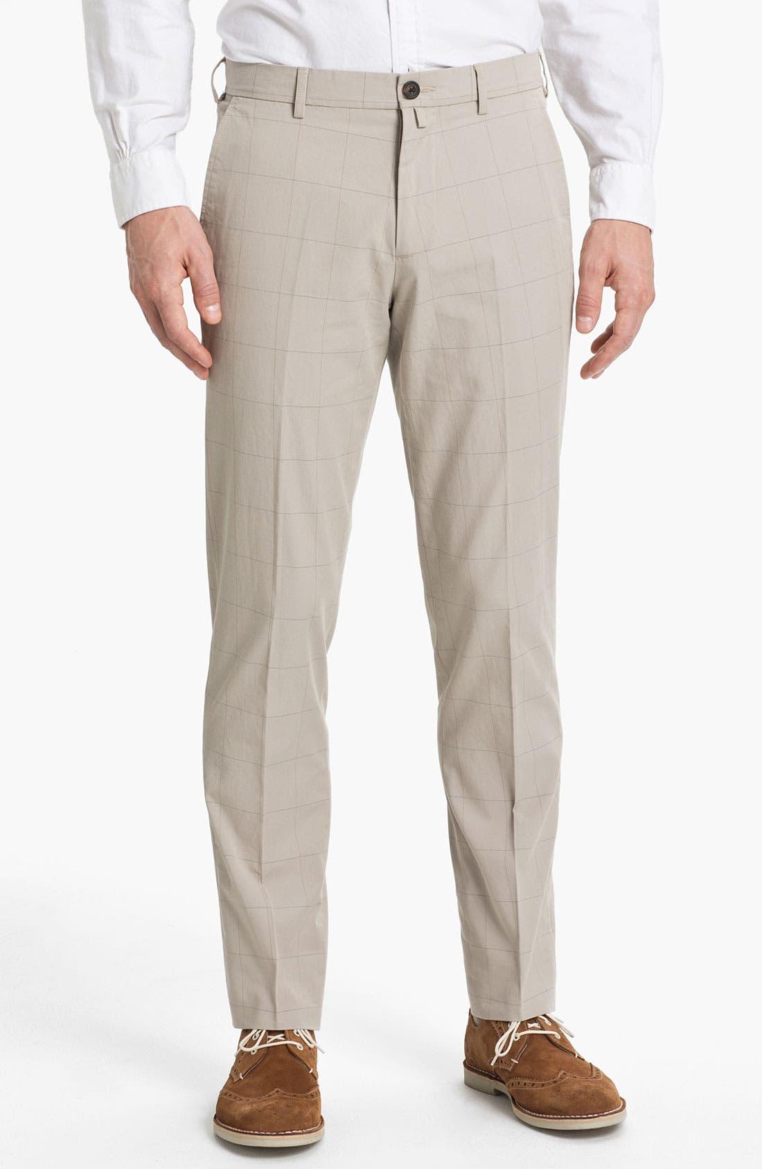 Main Image - Façonnable 'Promenade' Trousers