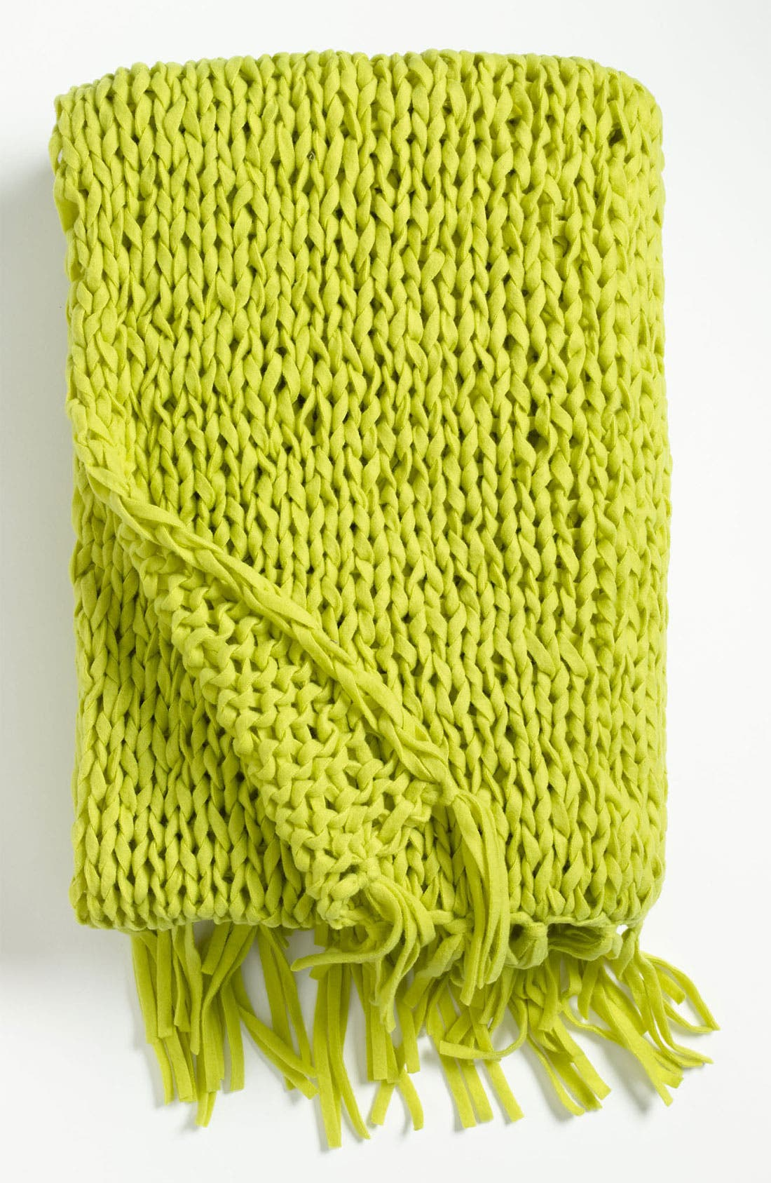Alternate Image 1 Selected - Nordstrom at Home 'Netting' Knit Throw