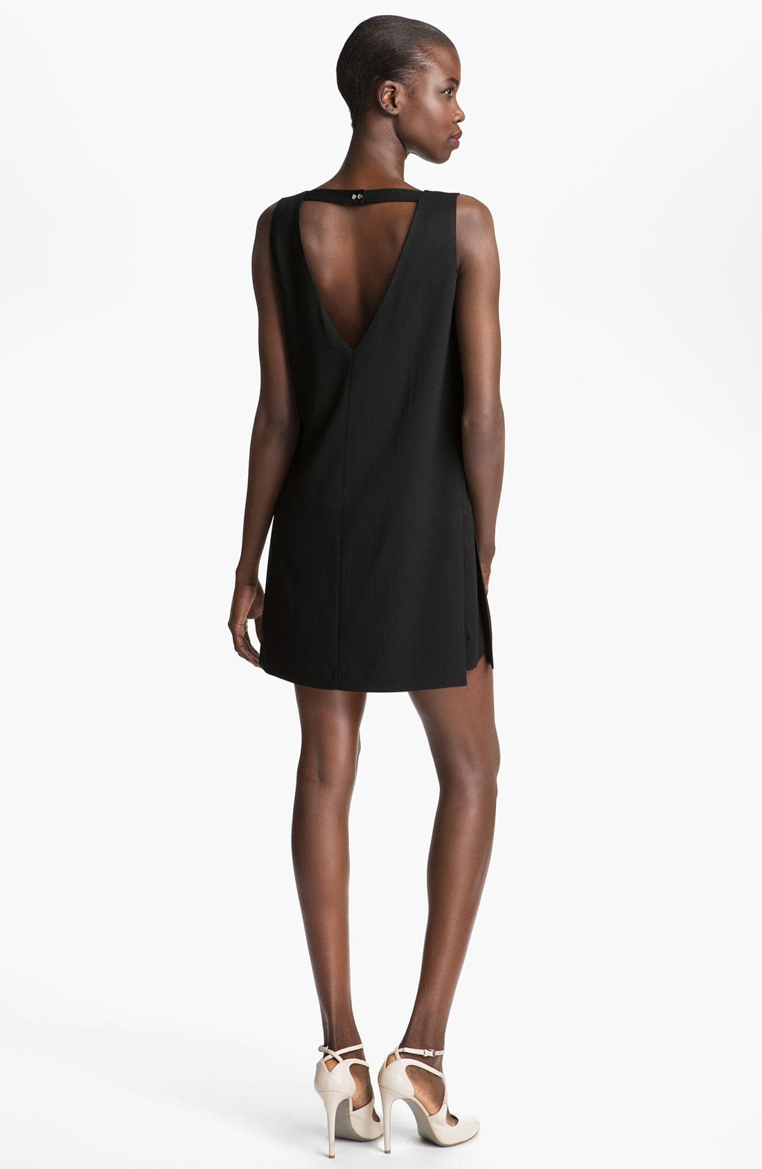 Alternate Image 2  - Robert Rodriguez Crepe Dress