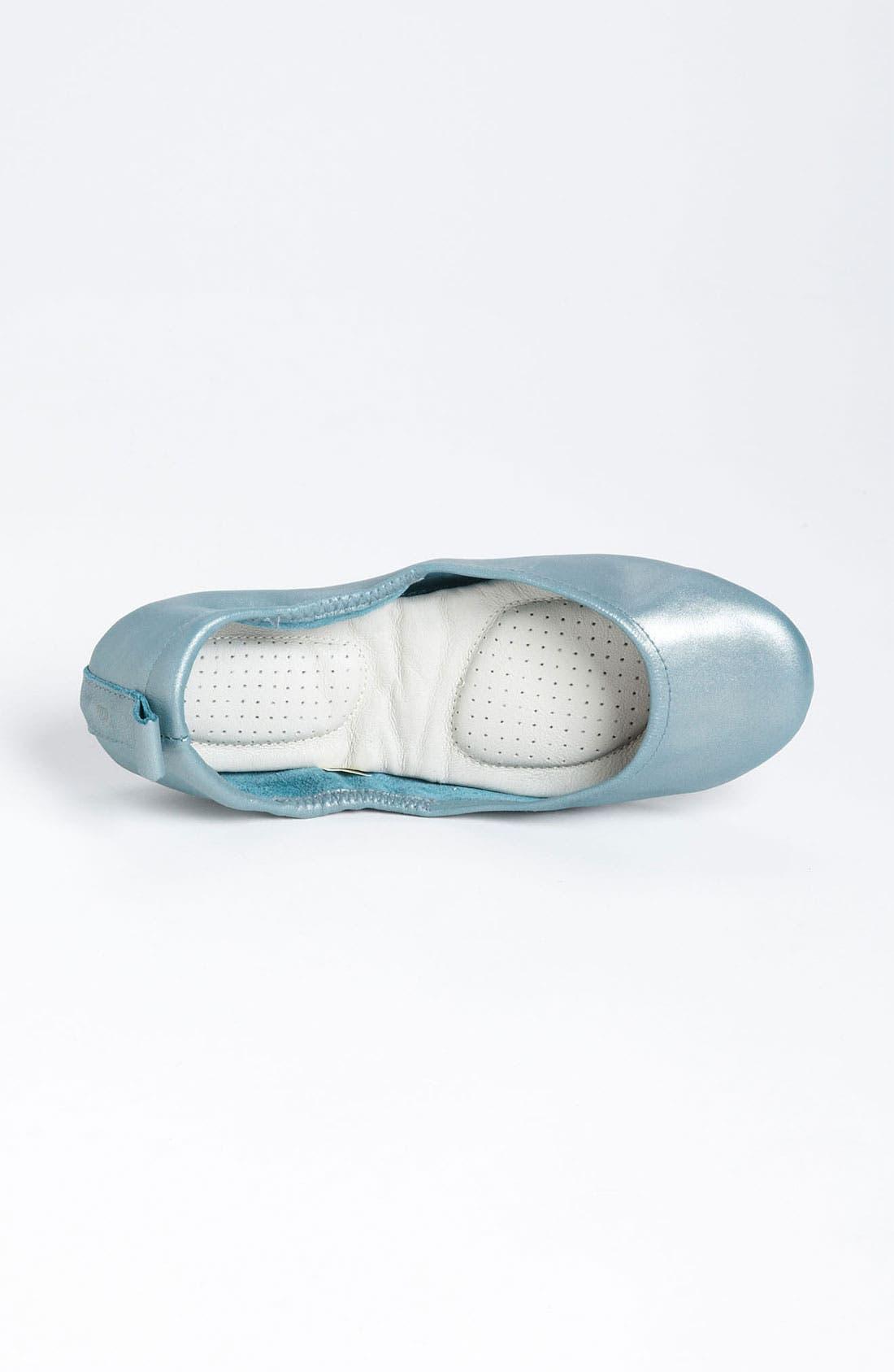 Alternate Image 3  - Acorn 'Via' Ballet Flat (Online Only)