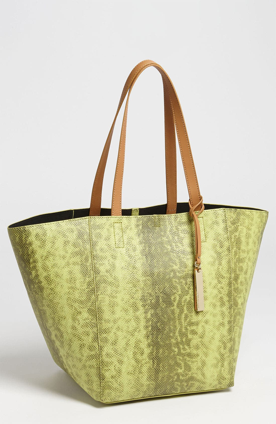 Main Image - Vince Camuto 'Coco' Embossed Snake Tote