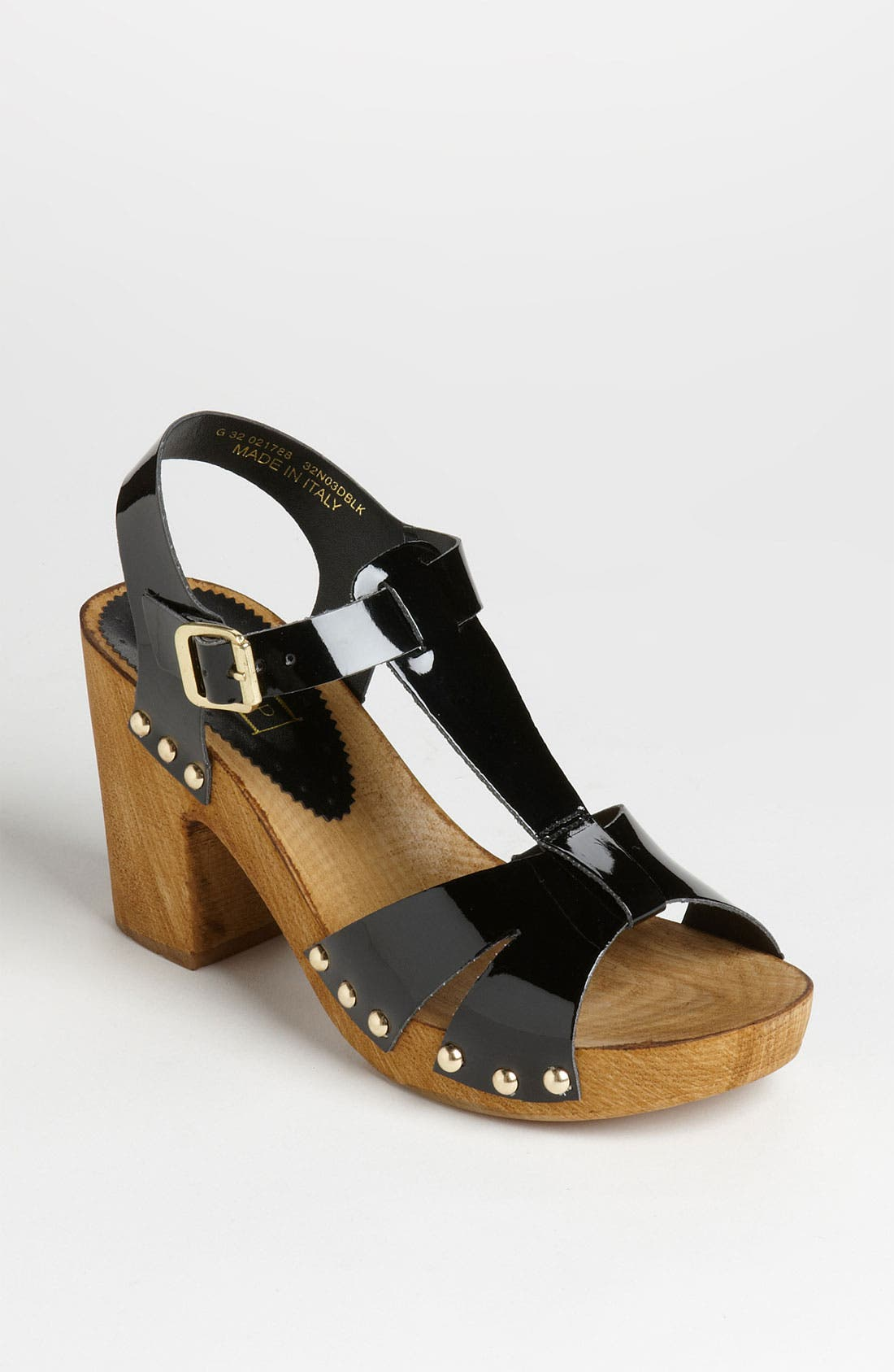 Alternate Image 1 Selected - Topshop 'Nano' Sandal