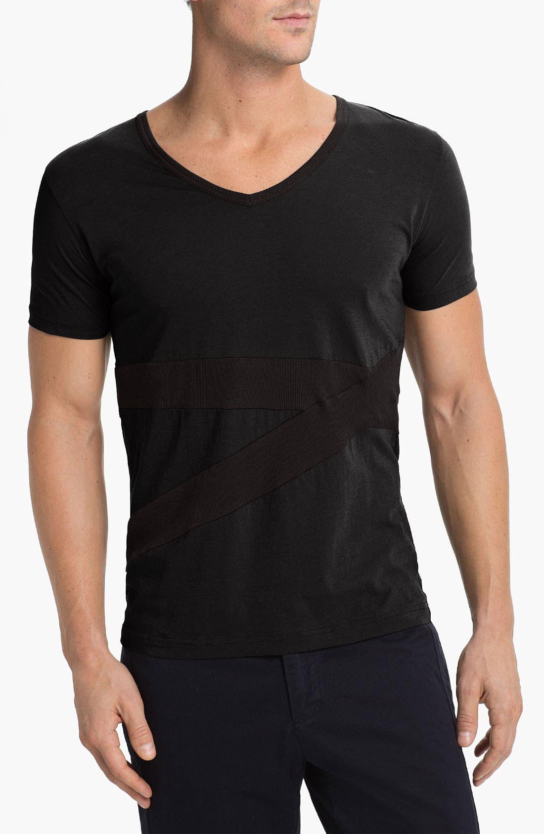Main Image - adidas SLVR Banded T-Shirt