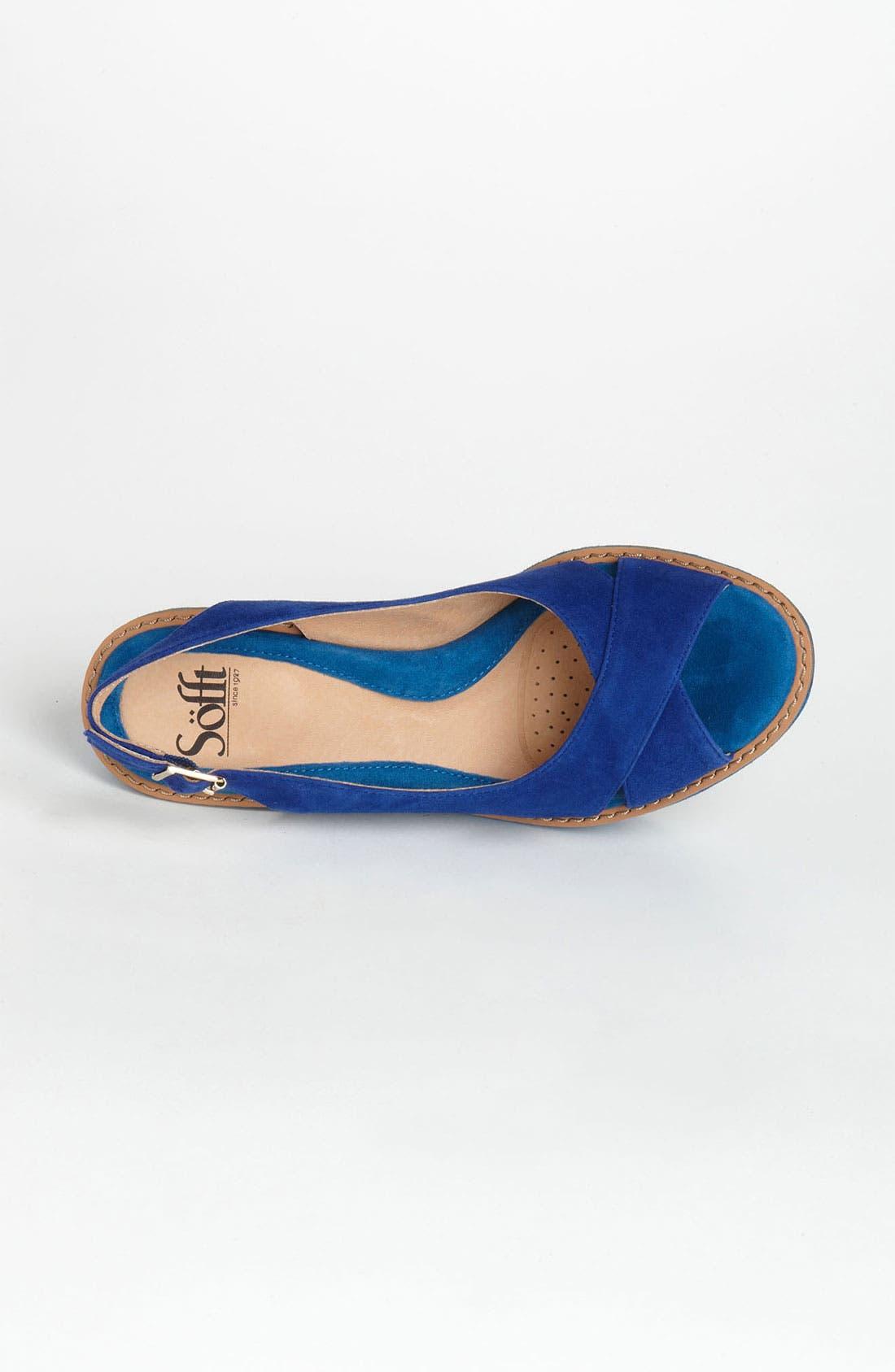Alternate Image 3  - Söfft 'Betha' Sandal