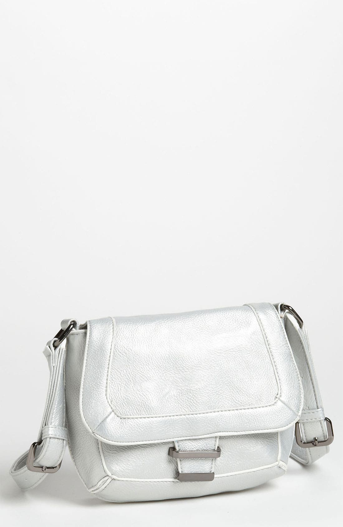 Main Image - POVERTY FLATS by rian Piped Crossbody Bag